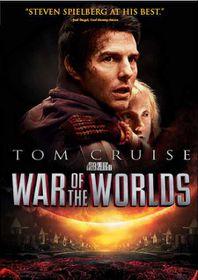 War Of The Worlds - 2005 (Single Disc) dts - (DVD)