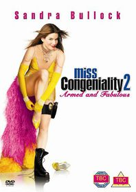 Miss Congeniality 2: Armed and Fabulous - (DVD)