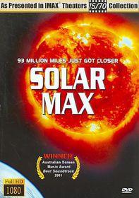 Imax Solarmax - (Region 1 Import DVD)