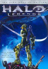 Halo Legends:Se - (Region 1 Import DVD)