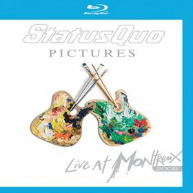 Pictures - Live at Montreux 2009 - (Australian Import Blu-ray Disc)