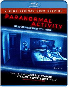 Paranormal Activity - (Region A Import Blu-ray Disc)