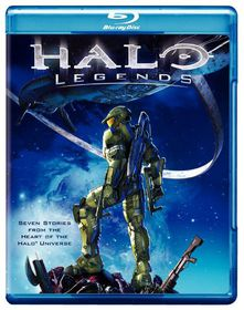 Halo Legends - (Region A Import Blu-ray Disc)