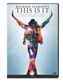 Michael Jackson:This is It - (Region 1 Import DVD)
