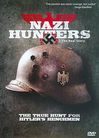 Nazi Hunters:Real Story - (Region 1 Import DVD)