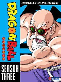 Dragon Ball Season 3 - (Region 1 Import DVD)