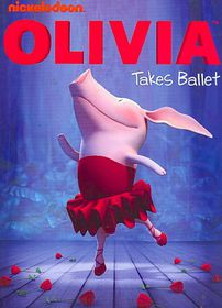 Olivia:Olivia Takes Ballet - (Region 1 Import DVD)