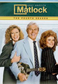 Matlock:Fourth Season - (Region 1 Import DVD)