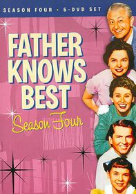 Father Knows Best:Season Four - (Region 1 Import DVD)