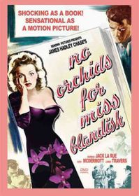 No Orchids for Miss Blandish - (Region 1 Import DVD)