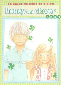 Honey and Clover Box Set 3 - (Region 1 Import DVD)