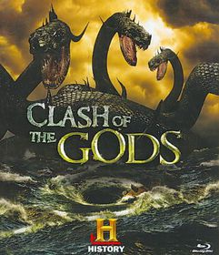 Clash of the Gods:Complete Season 1 - (Region A Import Blu-ray Disc)