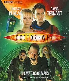 Doctor Who:Waters of Mars - (Region A Import Blu-ray Disc)