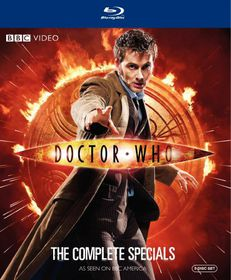 Doctor Who:Complete Specials - (Region A Import Blu-ray Disc)