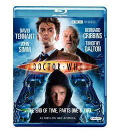 Doctor Who:End of Time P1&2 - (Region A Import Blu-ray Disc)