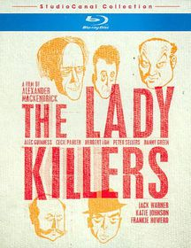 Ladykillers - (Region A Import Blu-ray Disc)