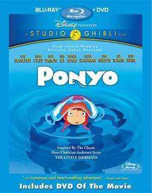 Ponyo - (Region A Import Blu-ray Disc)
