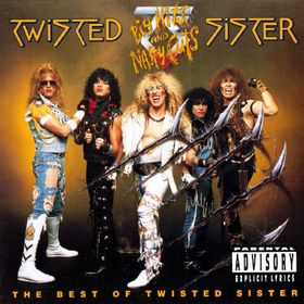 Big Hits and Nasty Cuts:Best of Twisted Sister - (Import CD)