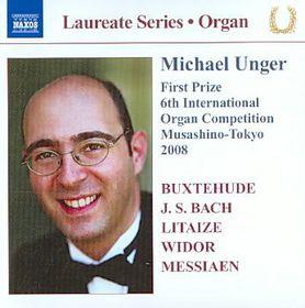 Michael Unger: Organ Recital - Organ Recital (CD)