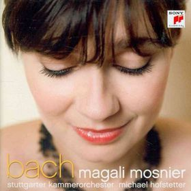 Mosnier Magali - Bach (CD)