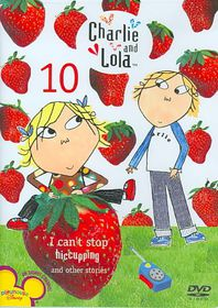 Charlie & Lola V10:I Can't Stop Hiccu - (Region 1 Import DVD)