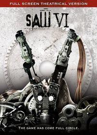 Saw VI - (Region 1 Import DVD)
