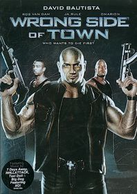 Wrong Side of Town - (Region 1 Import DVD)