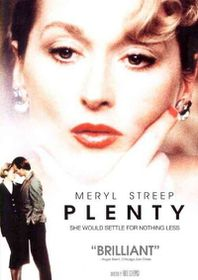 Plenty - (Region 1 Import DVD)