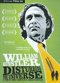 William Kunstler:Disturbing the Unive - (Region 1 Import DVD)