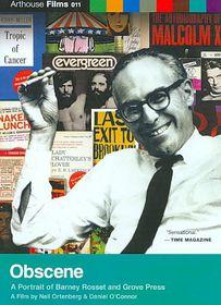 Obscene:Portrait of Barney Rosset & G - (Region 1 Import DVD)