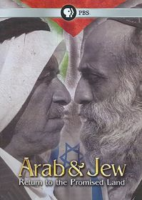 Arab & Jew:Return to the Promised Lan - (Region 1 Import DVD)