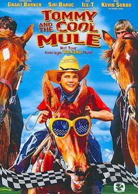 Tommy and the Cool Mule - (Region 1 Import DVD)
