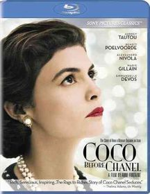 Coco Before Chanel - (Region A Import Blu-ray Disc)