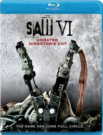 Saw VI - (Region A Import Blu-ray Disc)