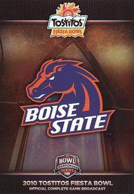 2010 Tostitos Fiesta Bowl Boise St Vs - (Region 1 Import DVD)