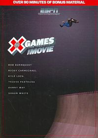 Espn X Games the Movie - (Region 1 Import DVD)