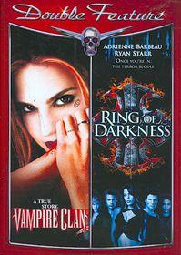 Vampire Double Feature - (Region 1 Import DVD)
