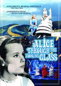 Alice Through the Looking Glass - (Region 1 Import DVD)