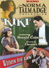 Norma Talmadge Double Feature - (Region 1 Import DVD)