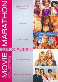Girls Rule Movie Marathon Collection - (Region 1 Import DVD)