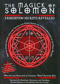 Magick of Solomon:Lemegeton Secrets R - (Region 1 Import DVD)