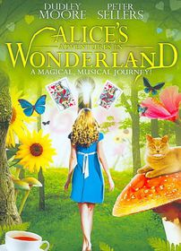 Alice's Adventures in Wonderland - (Region 1 Import DVD)