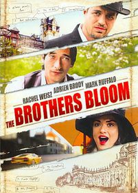 Brothers Bloom - (Region 1 Import DVD)