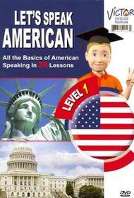 Let's Speak American with Victor - (Region 1 Import DVD)