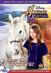 Hannah Montana:Miley Says Goodbye - (Region 1 Import DVD)