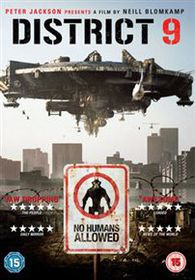 District 9 - (Import DVD)