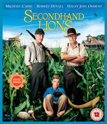 Secondhand Lions - (Import Blu-ray Disc)