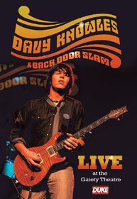 Davy Knowles And Back Door Slam Live At The Gaiety 2009 - (Import DVD)