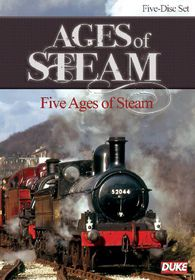 Ages of Steam - Collection - (Import DVD)