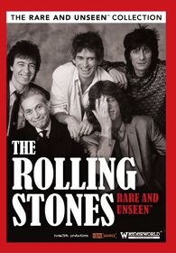 Rare & Unseen: Rolling Stones - (Import DVD)